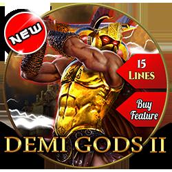 Demi Gods II 15 Edition